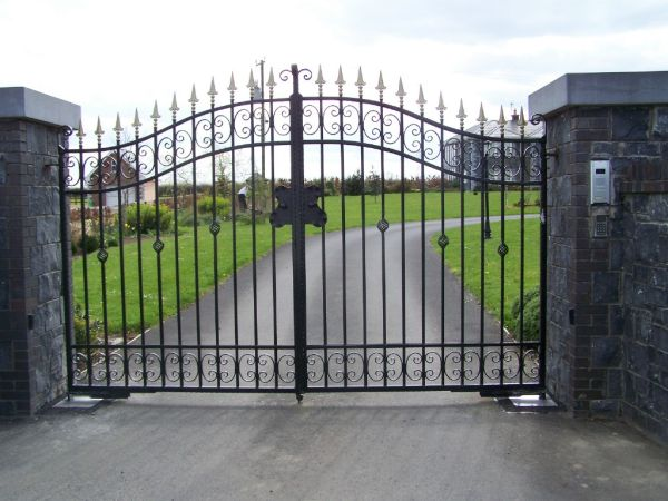 Home Design Gate Ideas: Affordable Gates Services In Queens NY